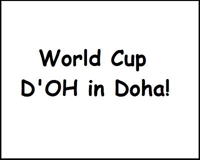 """Doha"" ""Gordon Bryan"""