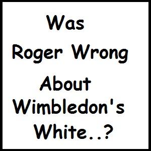 """Roger Federer"""